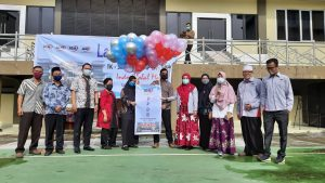Launching Serentak PPDB 2021 – 2022, Tunjukkan Satu Hati, Asah Asih dan Asuh Sebagai Keluarga Besar Indo Global Mandiri
