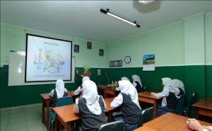 Tunggu Instruksi Diknas, SMA LTI Indo Global Mandiri Tetap Terapkan Sistem Pembelajaran Daring